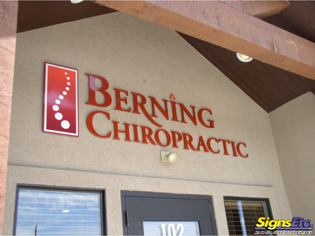 berning_chiropractic_exterior_office_sign