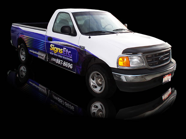 vehicle wraps boise id